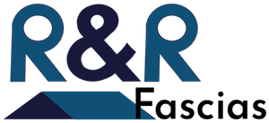 The R & R Fascias logo