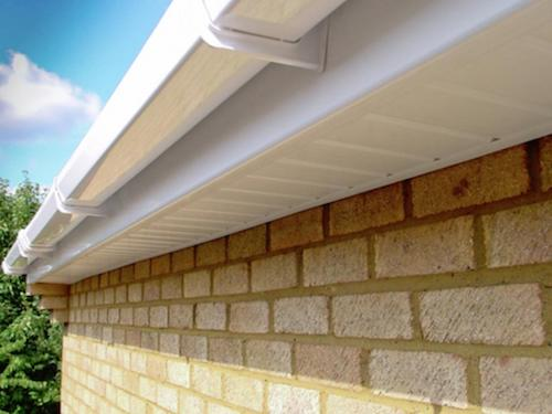 Generic Fascia, Soffit and Guttering