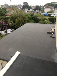 Firestone EPDM all glued down