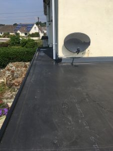 Firestone EPDM completed